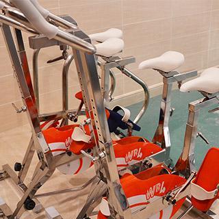 Kinéo - Balnéo Aquabike à Sainte-Maxime